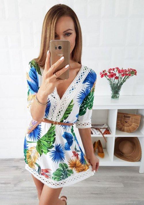 Sukienka BONITA VII we wzory