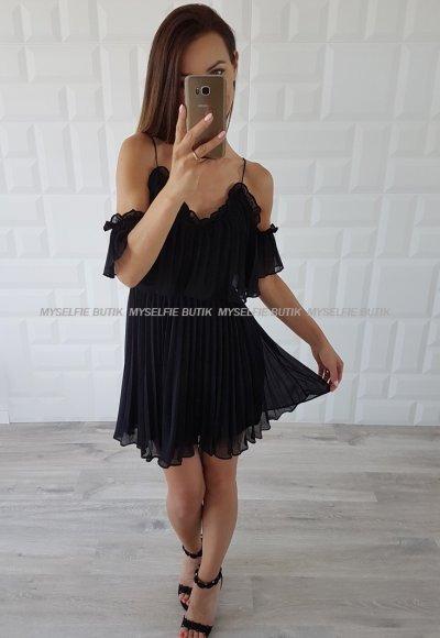 Sukienka PARIS czarna