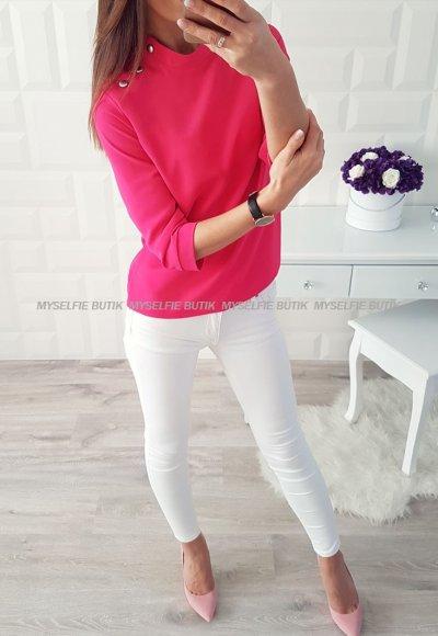 Bluzka SASHA amarant
