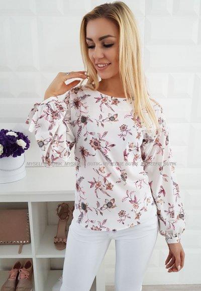 Bluzka SARA kwiaty