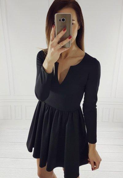 Sukienka GIORGIA czarna