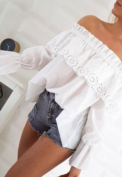 Bluzka BOCCA biała