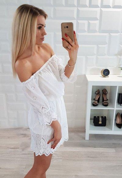 Sukienka SUMMER biała