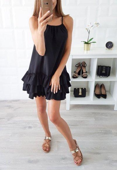 Sukienka NAOMI czarna