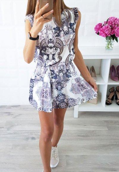 Sukienka LORENA wzory