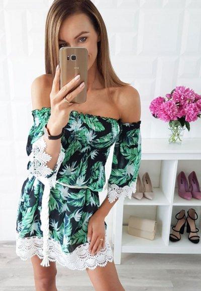 Sukienka SAMANTHA we wzory